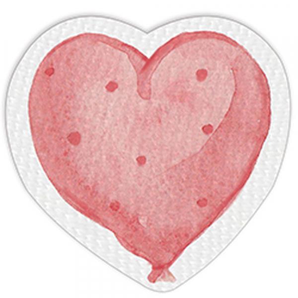 Διακοσμητικό Μαξιλάρι (32x32) Mike & Co Teddy Heart 530-3896-1