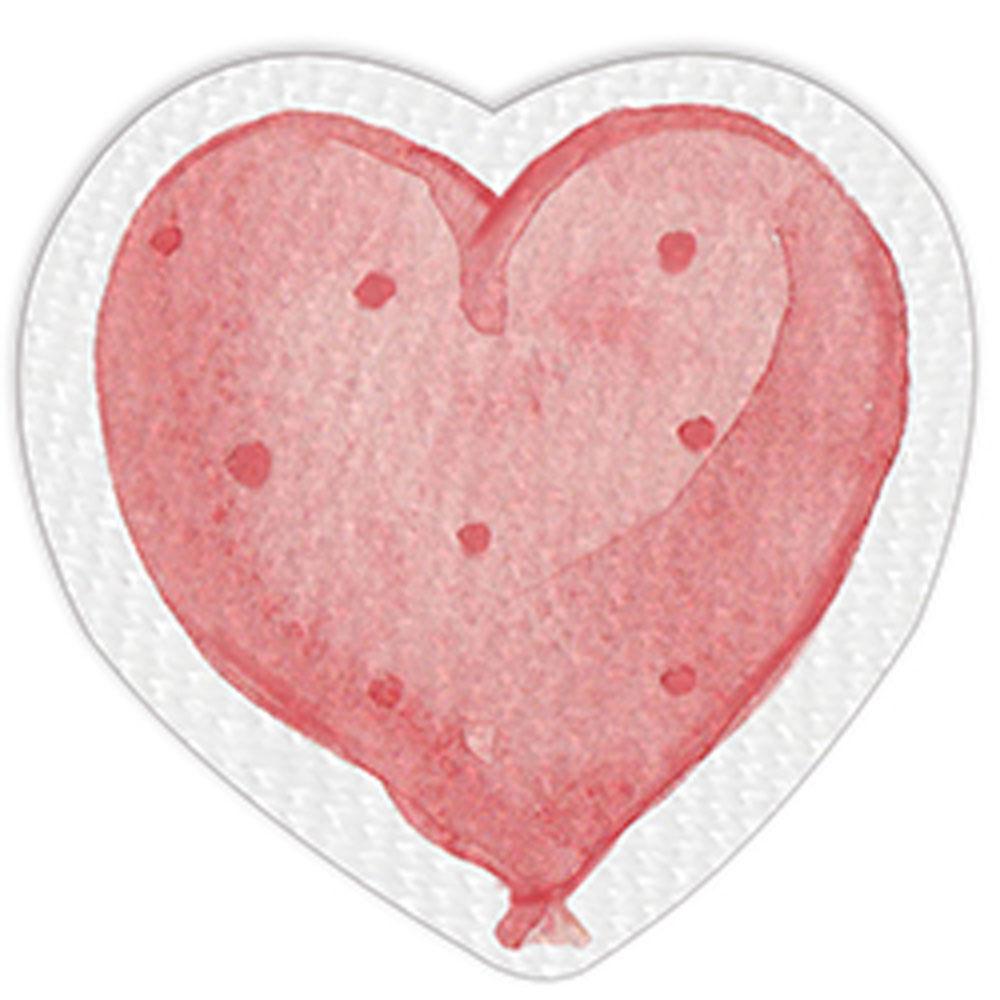 Διακοσμητικό Μαξιλάρι (32×32) Mike & Co Teddy Heart 530-3896-1