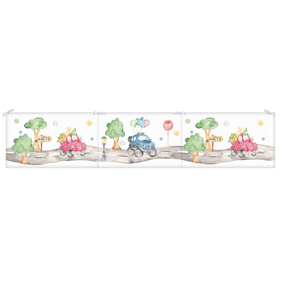 Πάντα Κούνιας Mike & Co Cute Cars 163-3870-1