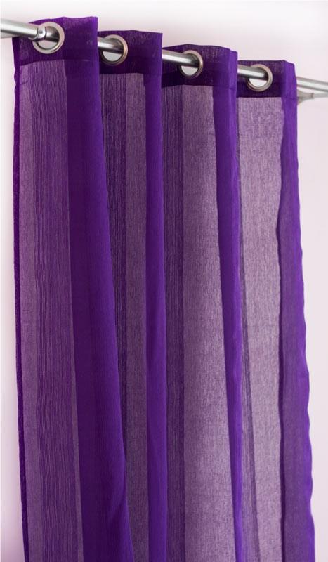 Κουρτίνα (150x260) M-0514 Purple
