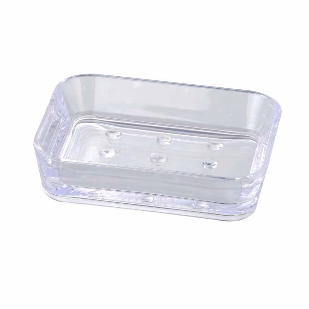 Σαπουνοθήκη Wenko Candy Transparent 20301100