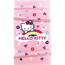 Παιδική Πετσέτα Προσώπου Hello Kitty HK05