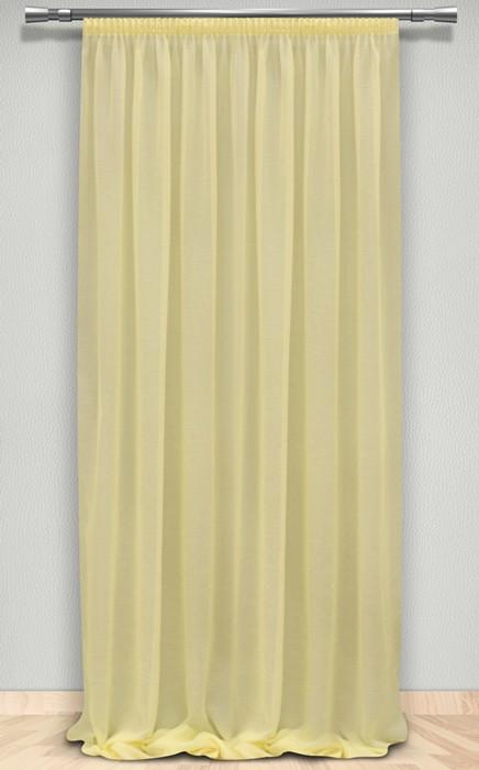 Κουρτίνα (145×270) Maison Blanche 70270703