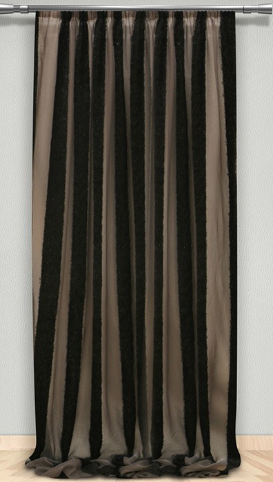 Κουρτίνα (145x310) Maison Blanche 702024301