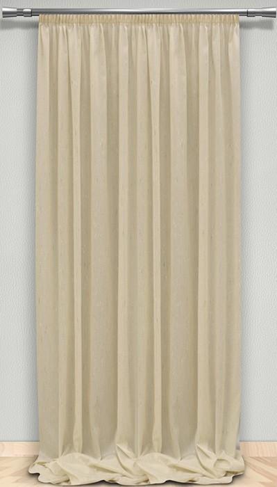 Κουρτίνα (145×310) Με Τρέσα Maison Blanche 702031900