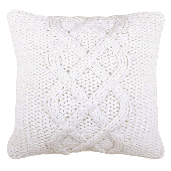 Διακοσμητικό Μαξιλάρι (40x40) S-F Stitch Ivoire C0A838001