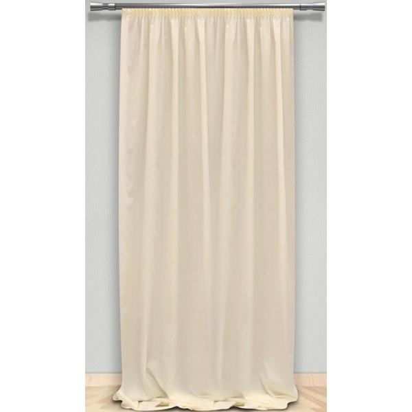 Κουρτίνα (145x300) Με Τρέσα Maison Blanche 702038502