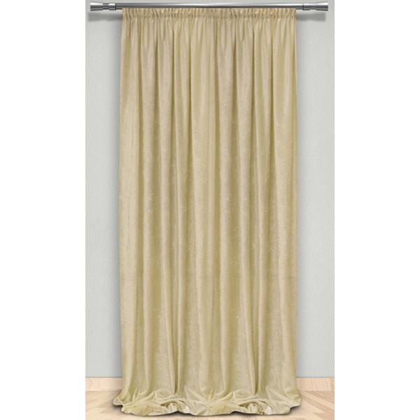 Κουρτίνα (145x300) Με Τρέσα Βελουτέ Maison Blanche 702375202