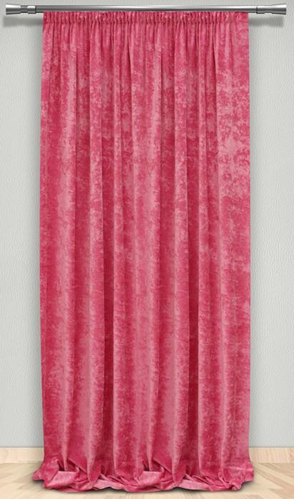 Κουρτίνα (145x300) Βελουτέ Maison Blanche 702375204