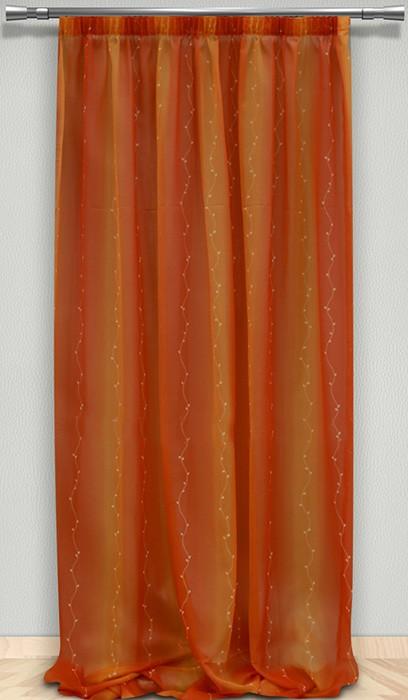 Κουρτίνα (145x290) Με Τρέσα Maison Blanche 702407204
