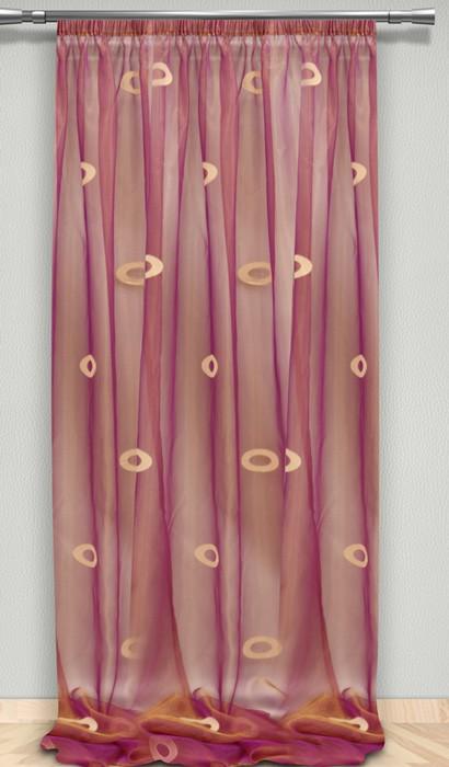 Κουρτίνα (145×310) Με Τρέσα Maison Blanche 7024008607
