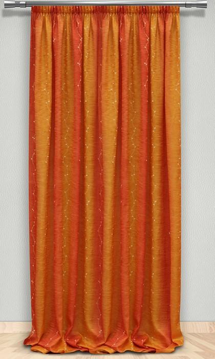Κουρτίνα (145×270) Maison Blanche 70240720400