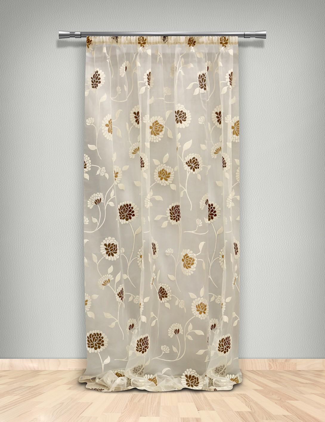Κουρτίνα (145x300) Maison Blanche 7020023004