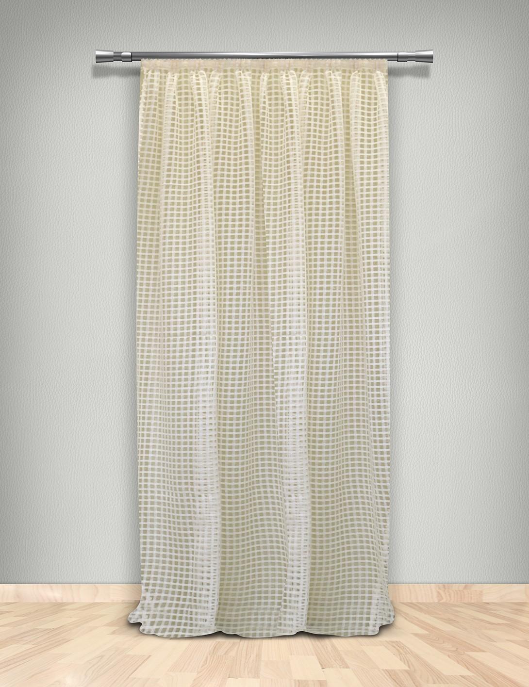 Κουρτίνα (145×280) Δίχτυ Maison Blanche 702103101