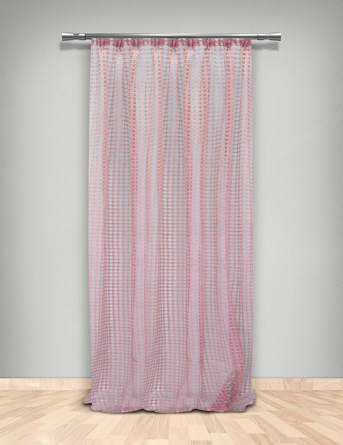 Κουρτίνα Δίχτυ (145x280) Με Τρέσα Maison Blanche 702103806