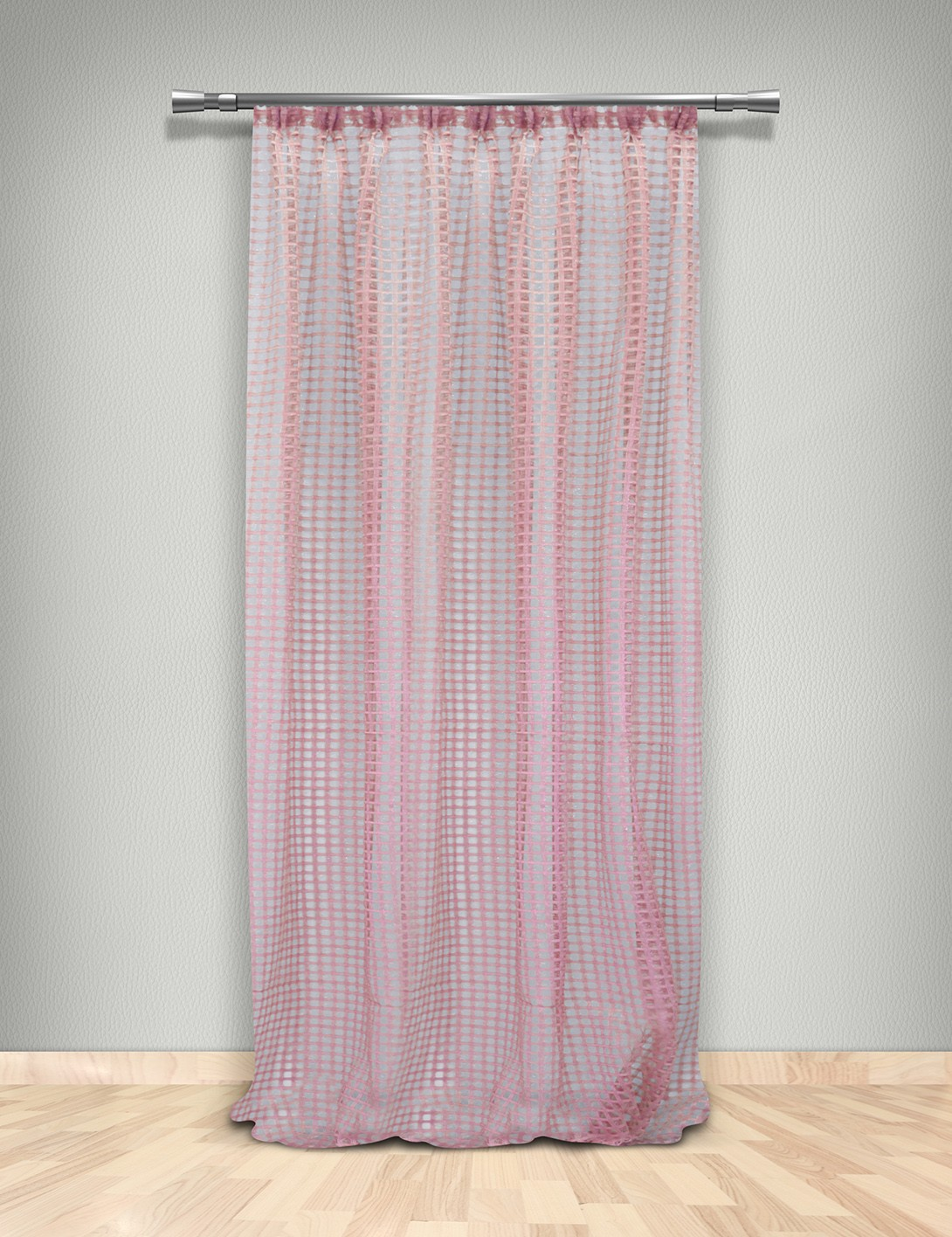 Κουρτίνα (145×280) Δίχτυ Maison Blanche 702103806