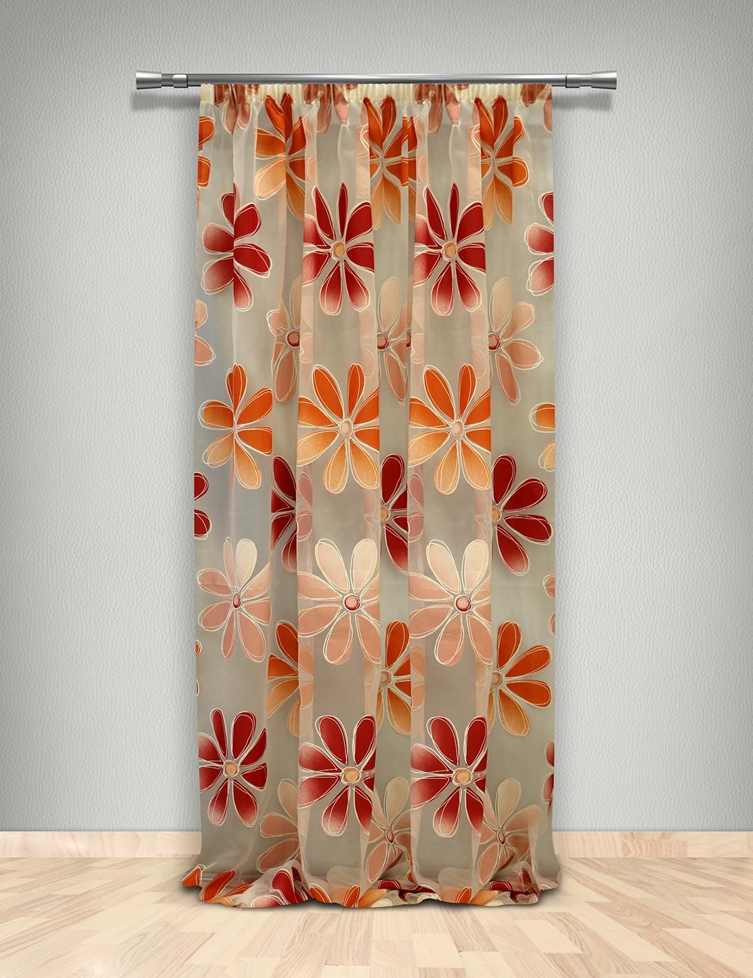 Κουρτίνα (145x280) Maison Blanche 70218802