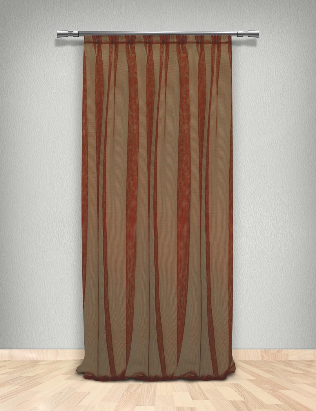 Κουρτίνα (145×300) Δίχτυ Maison Blanche 7026311518