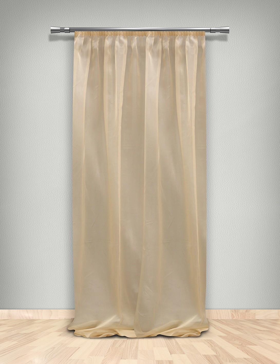 Κουρτίνα (145×280) Με Τρέσα Maison Blanche 70285502