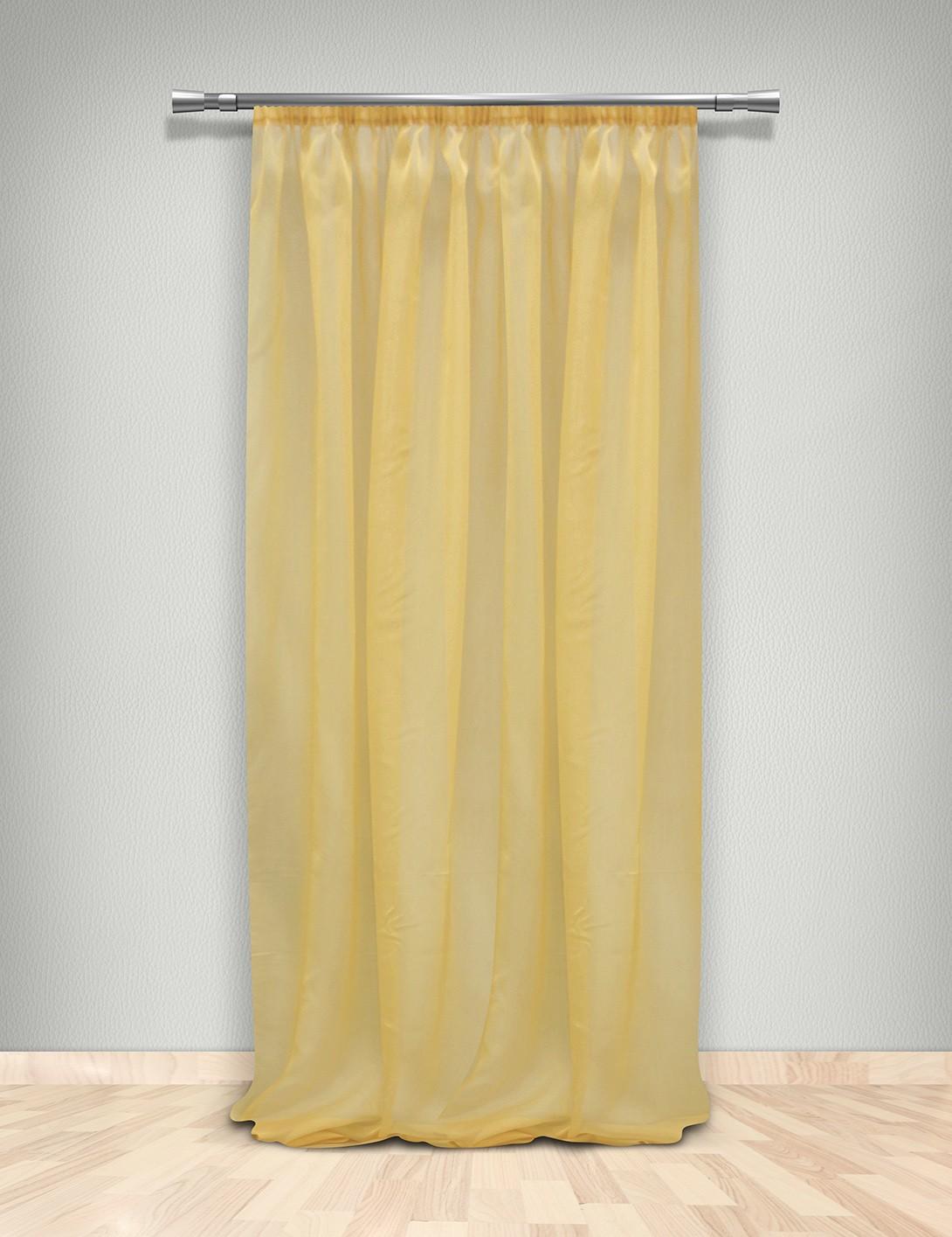 Κουρτίνα (145x280) Maison Blanche 70285503