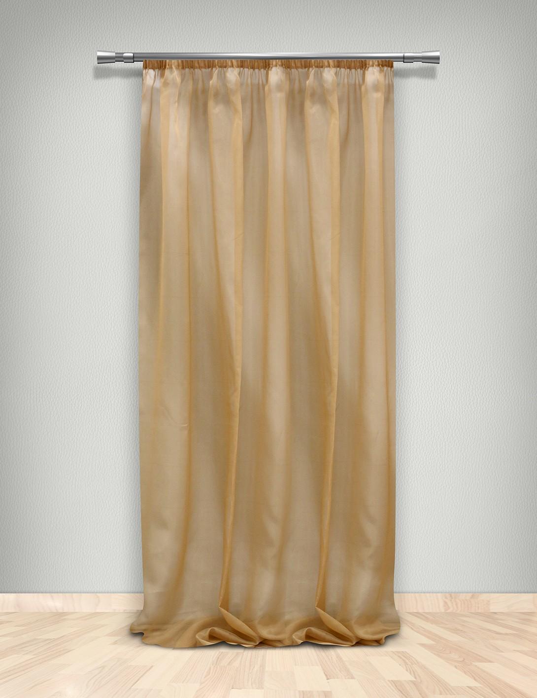 Κουρτίνα (145×280) Με Τρέσα Maison Blanche 70285515
