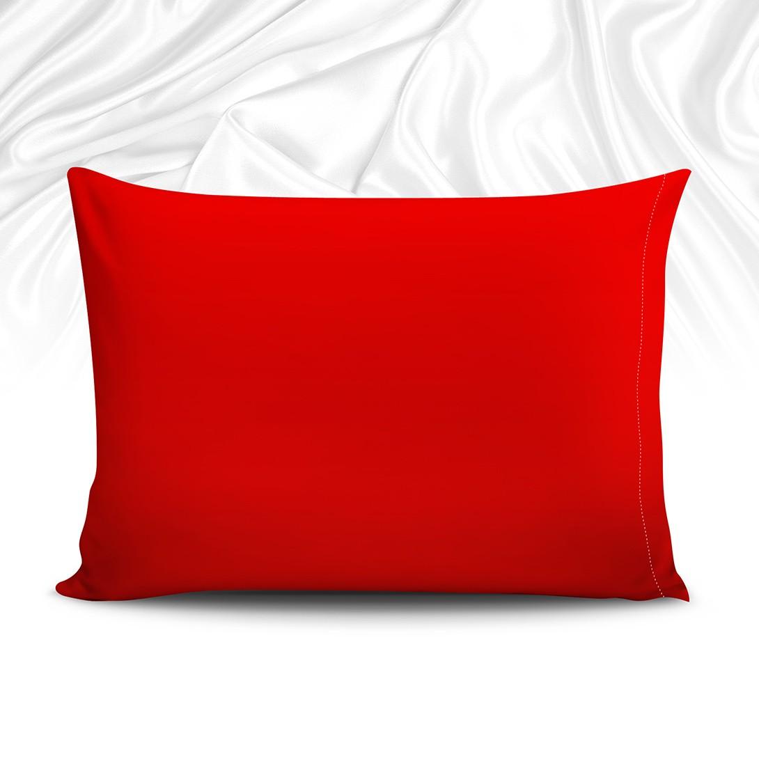 Ζεύγος Μαξιλαροθήκες Maison Blanche 11017 Κόκκινο
