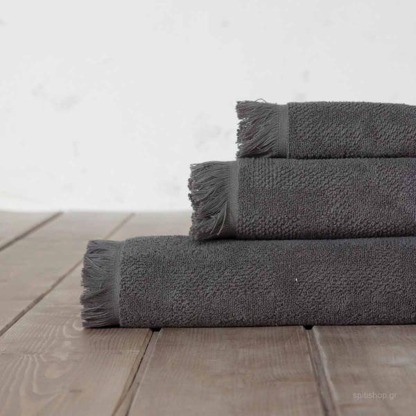 Πετσέτα Προσώπου (50x90) Nima Bath Sieve
