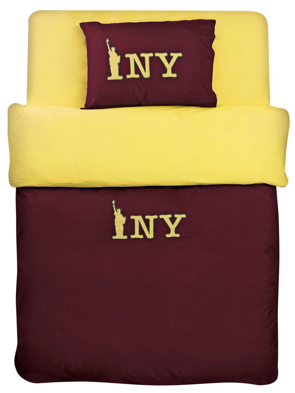 Σεντόνια Μονά (Σετ) Maison Blanche New York 2110