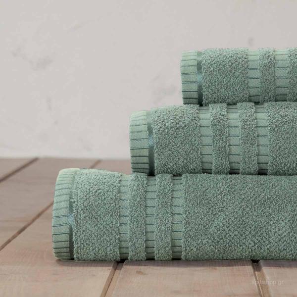 Πετσέτες Μπάνιου (Σετ 3τμχ) Nima Bath Cannali
