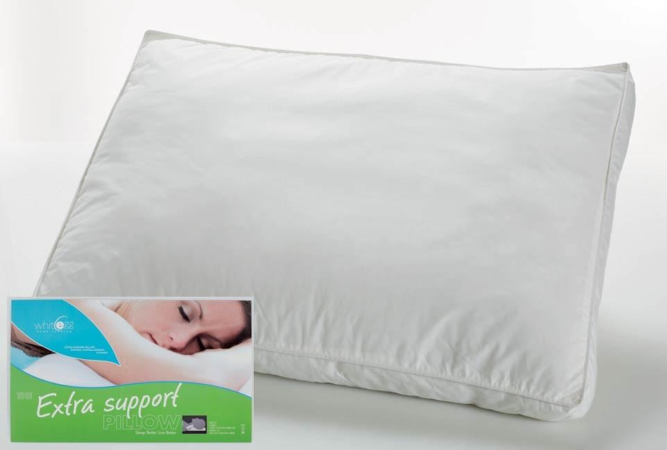Μαξιλάρι Ύπνου White Egg Extra Support MX06