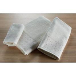 Πετσέτες Μπάνιου (Σετ 3τμχ) White Egg Βασιλική 3