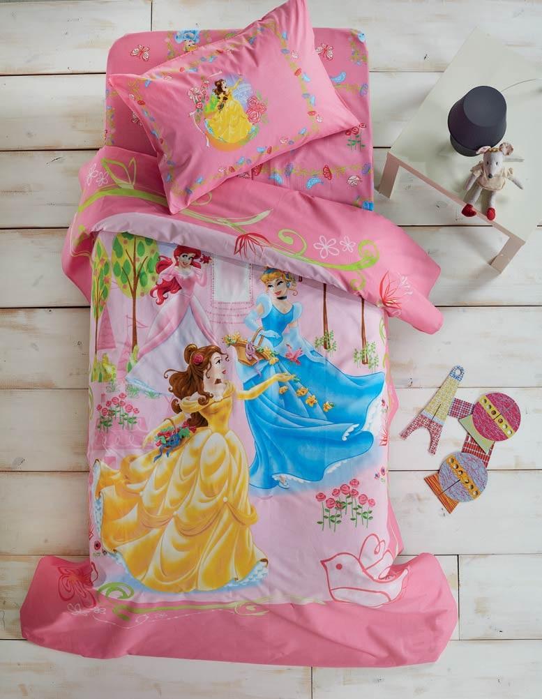 Σεντόνια Μονά (Σετ) White Egg Disney Princess D2