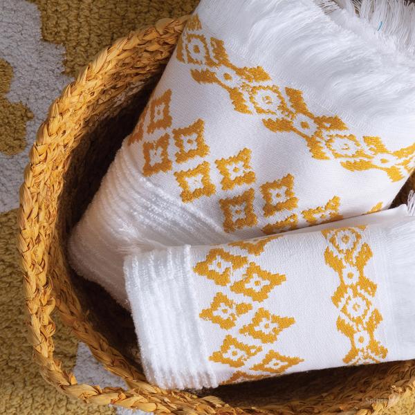 Πετσέτα Χεριών (30x50) Nef-Nef Arabi Yellow