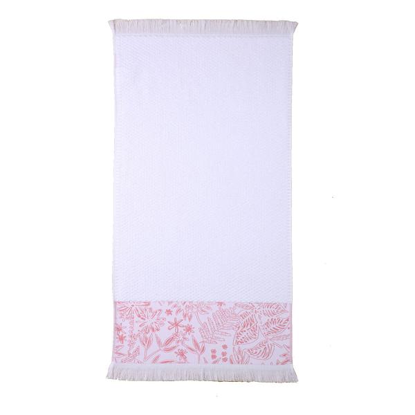 Πετσέτα Προσώπου (50x90) Nef-Nef Elvira Coral