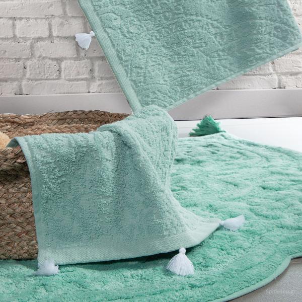 Πετσέτα Προσώπου (50x90) Nef-Nef Toscana Aqua