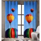 Κουρτίνα Mε Τρέσα Balloon