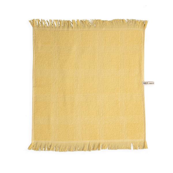 Πετσέτα Κουζίνας Φροτέ Nef-Nef Walter Yellow