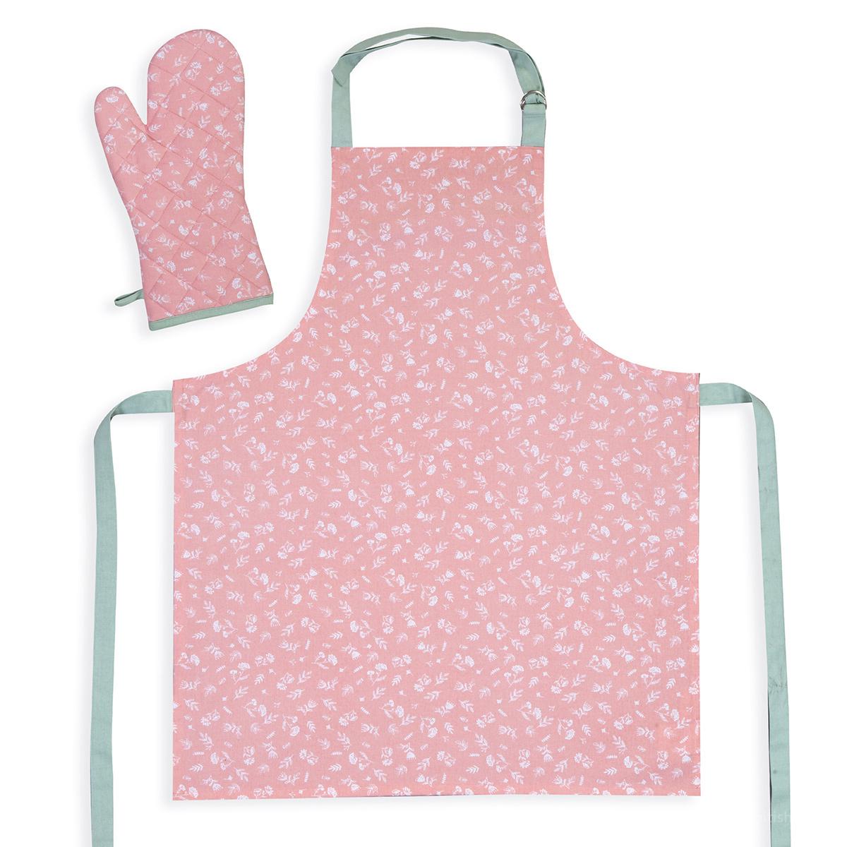 Σετ Κουζίνας 2τμχ Nef-Nef Inspire Pink