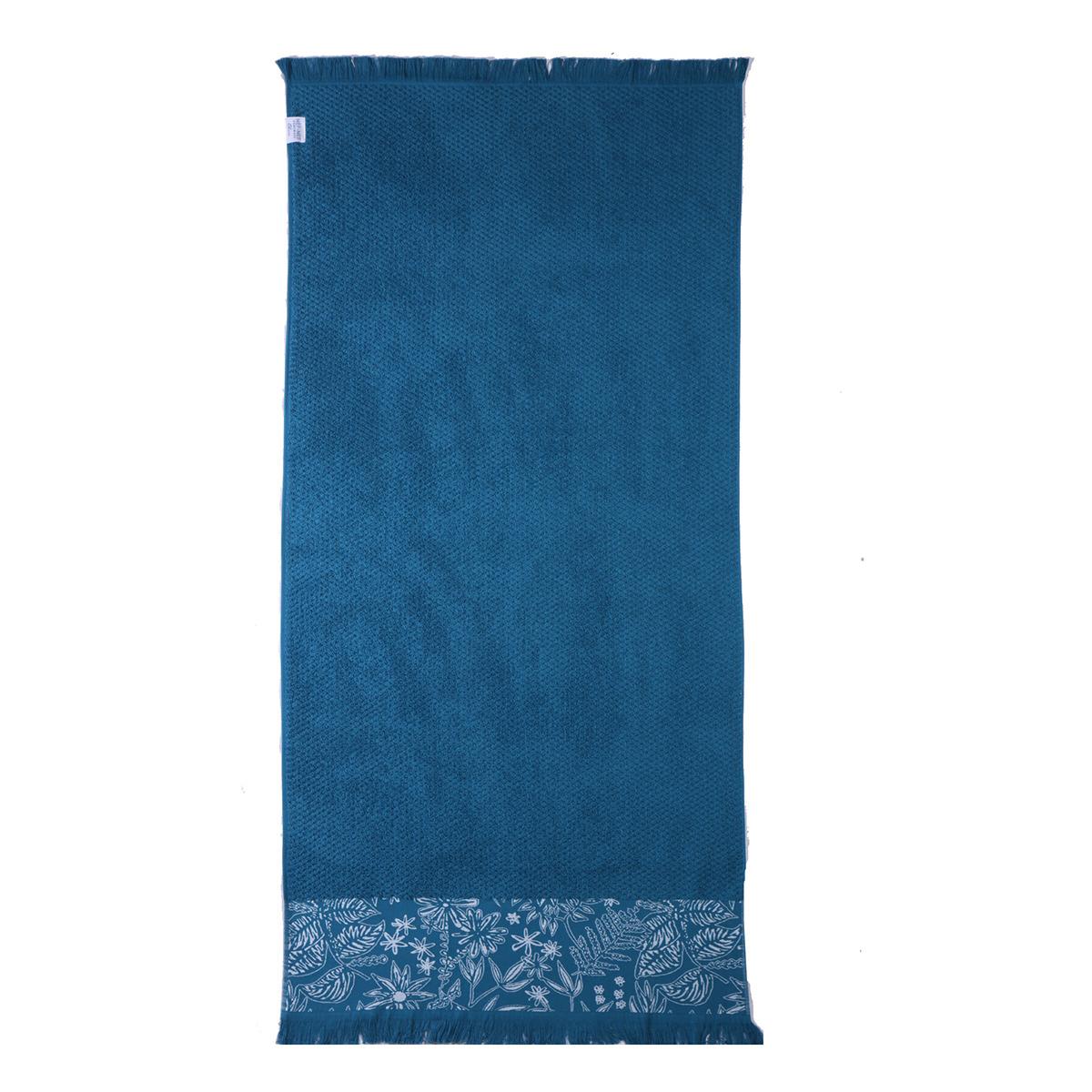 Πετσέτα Σώματος (70×140) Nef-Nef Elvira Blue
