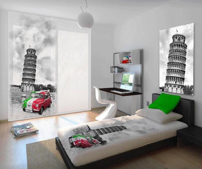 Κουρτίνα (140×260) MC Decor Pisa