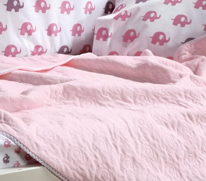 Κουβερτόριο Αγκαλιάς Nef-Nef Dumbo Pink home   βρεφικά   κουβέρτες βρεφικές   κουβέρτες καλοκαιρινές
