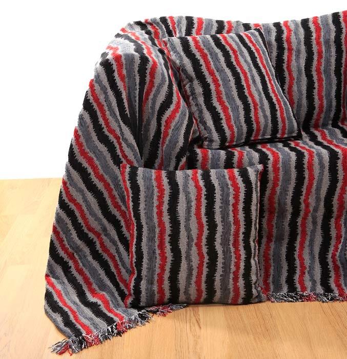 Ριχτάρι Πολυθρόνας (150x180) Anna Riska Des 1425 Red