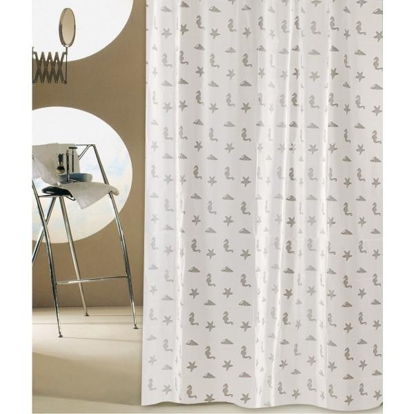 Κουρτίνα Μπάνιου Πλαστική (180x200) San Lorentzo RS-193
