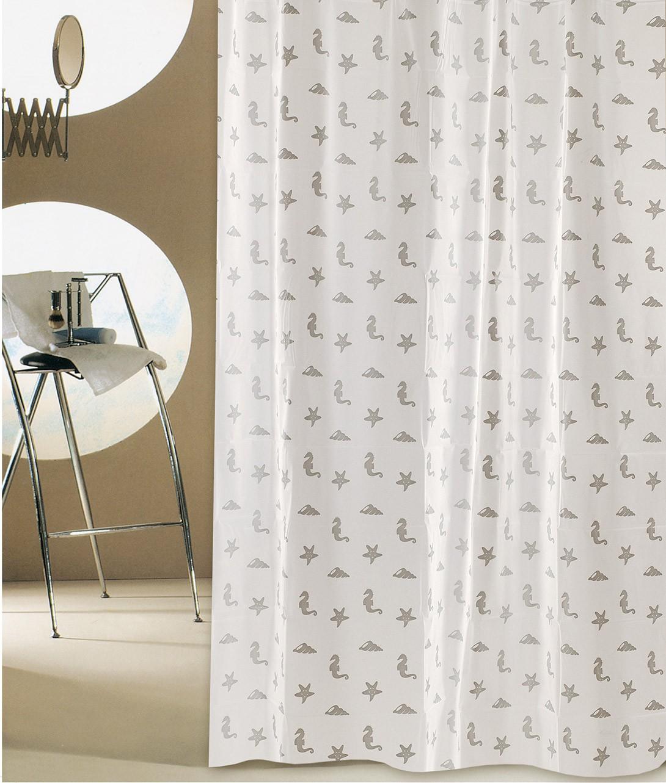Κουρτίνα Μπάνιου Πλαστική (180×200) San Lorentzo RS-193
