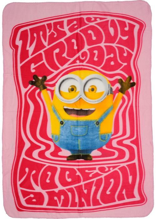 Παιδική Κουβέρτα Καναπέ Stamion Disney Minions UN07201/4