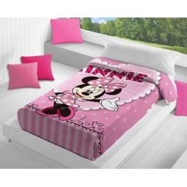 Κουβέρτα Βελουτέ Μονή Manterol Vip Disney 091 C04