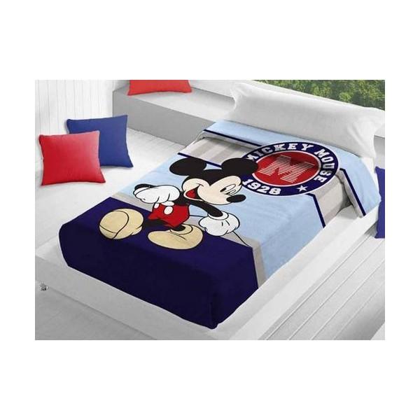 Κουβέρτα Βελουτέ Μονή Manterol Vip Disney 092 C10