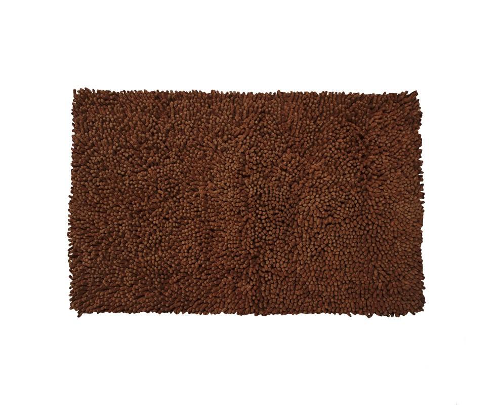 Πατάκι Μπάνιου (70x120) San Lorentzo Rasta Brown