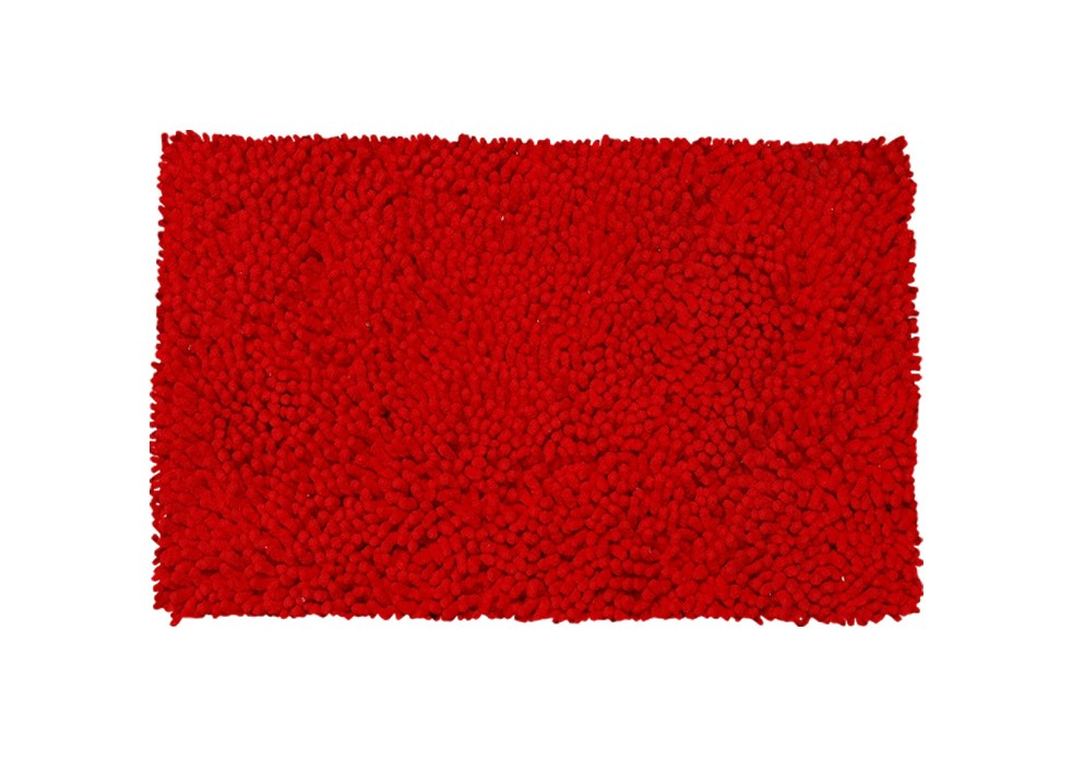 Πατάκι Μπάνιου (70x120) San Lorentzo Rasta Red