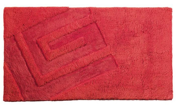 Πατάκι Μπάνιου (70x120) Guy Laroche Trivia Red